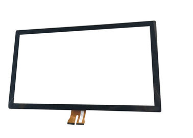 China Durable Transparent Touch Screen Panel, 27 Inch Smooth Touch Multi Touch Panel  supplier