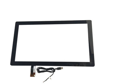 China Waterproof 21.5 Inch USB  Projected Capacitive Touch Panel 10 points supplier