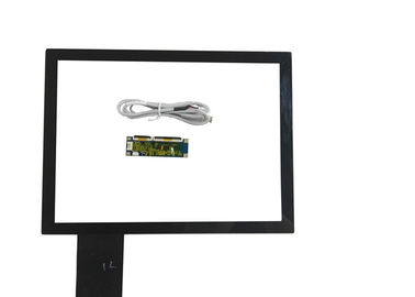 China Sensitive 15 Inch PCT Touch Control Panel , Water proof Touch Panel Wear Resistance supplier