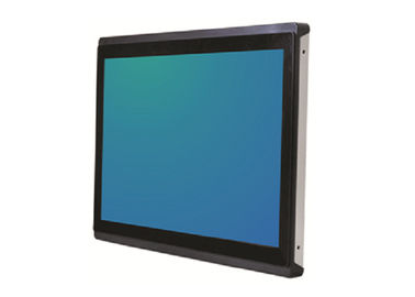 China Light Weight 1920 × 1080 Open Frame Touch Screen Monitor Embedded Tempered Glass supplier