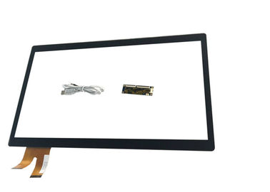 Anti Explosion 15inch 5mm Projected Capacitive Touch Panel IIC USB Port