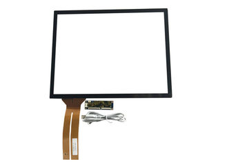 China Smooth Touch HMI Touch Screen Panel, High Durability Capacitive Touch Screen Kit supplier