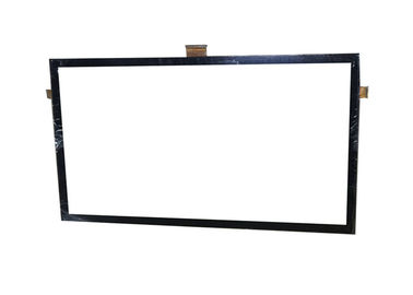 Super large 55 Inch Capacitive Waterproof Interactive Screen With USB Interface