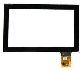 IC Chip On FPC Projected Capacitive Touch Panel 10.1 Inch Competitive Solution