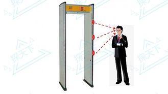 China Digital Security Gate Access Control System Clearance Temperature Check Screening supplier