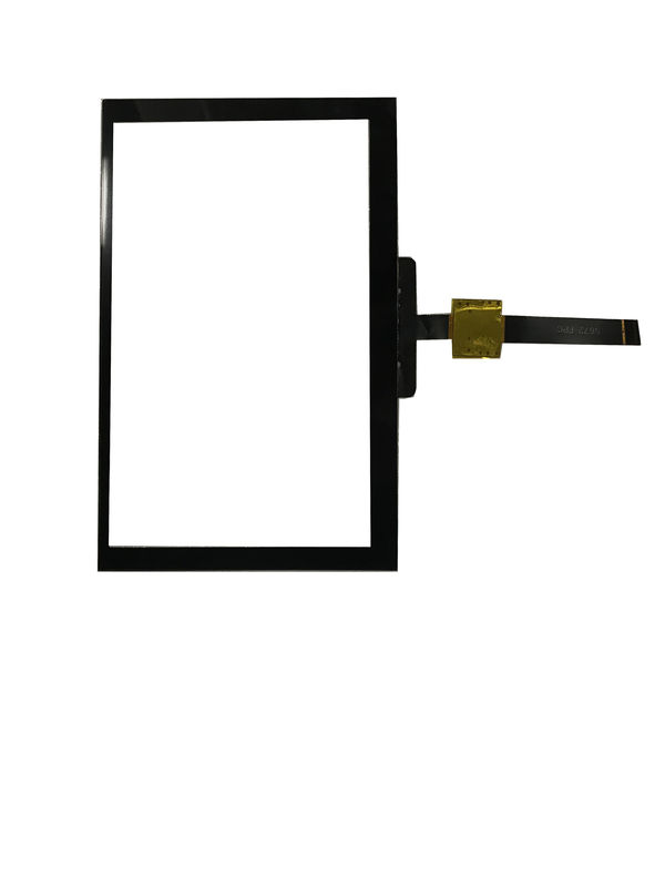 5 Points Touch 5'' Industrial Touch Panel With 1/1 Protective Film IIC Interface