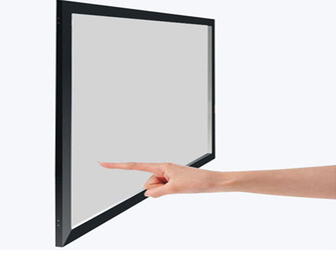 10.4 Inch PCAP Touch Panel Sensitive Tempered Glass For Digital Signage