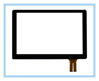 12.5 Inch PCAP Projected Capacitive Touch Panel Finger Or Capacitive Pen Input Method