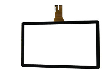 Anti-glare 21.5 Inch thin with Narrow bezel and EETI  Fast Response For HMI