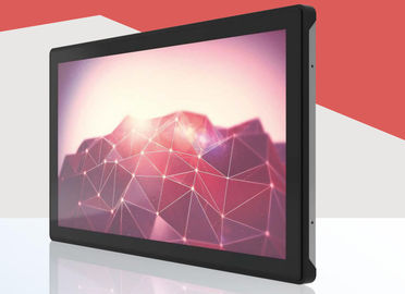 PCT 18.5'' All In One Touchscreen LCD Panel System Optional With VESA / Audio In