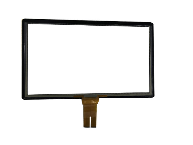High Hardness EETI Interface PCAP Touch Panel 42 Inch For Remote Session